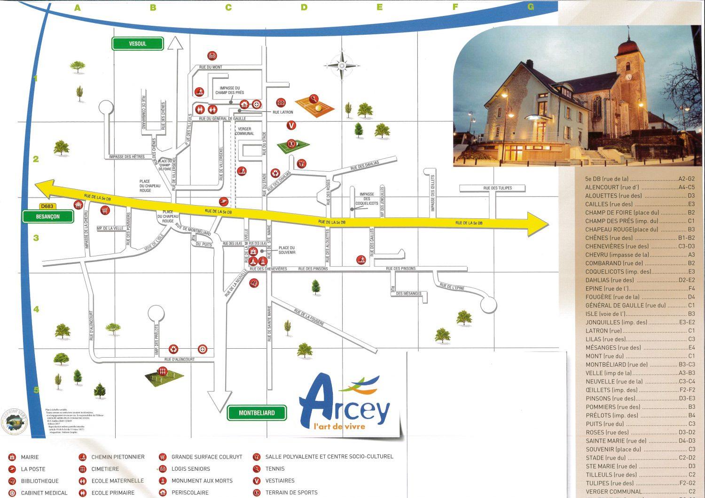 Plan ARCEY_001